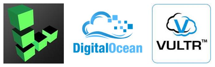 linode digitalocean vultr
