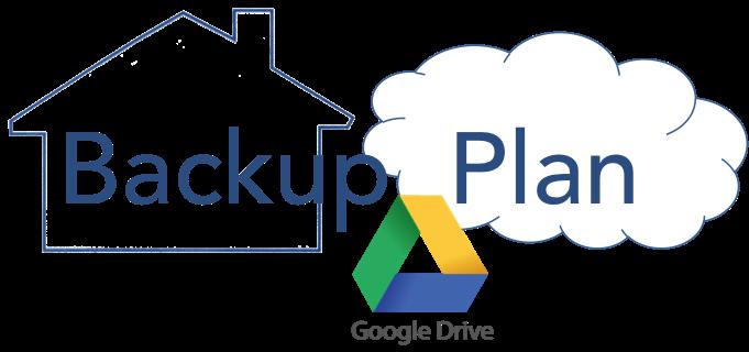 backup-server-google-drive