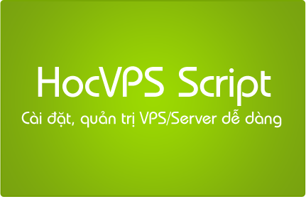 HocVPS Script
