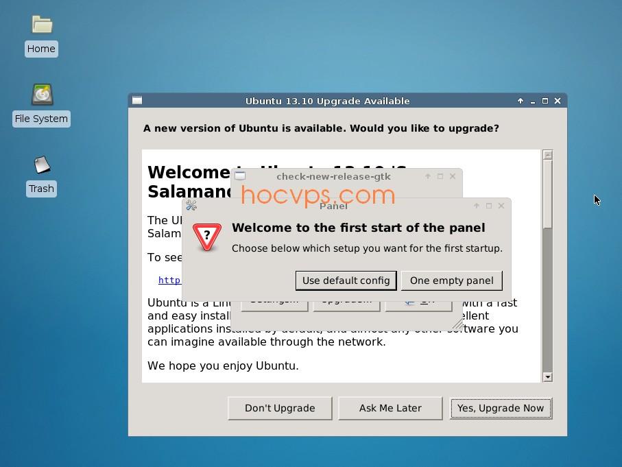 Hướng dẫn cài đặt VNC Server trên Ubuntu - Học VPS