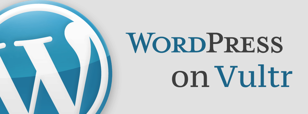Cai dat WordPress tren Vultr