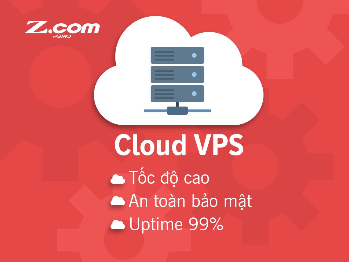 Hướng dẫn tạo Cloud VPS trên Z.com
